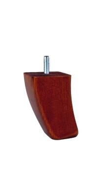 Опора мебельная из дерева 110*65*65*40*40мм