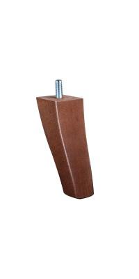 Ножки деревянные 120*55*45*30*30мм ,бук
