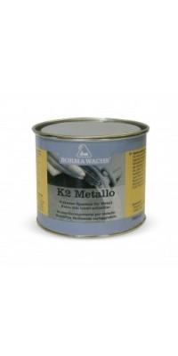 Шпаклевка полиэфирная Holzmasse 2K для металла
