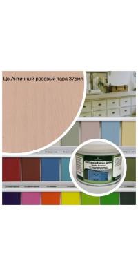 Краска на водной основе SHABBY Provence (375мл) цв. Античный розовый