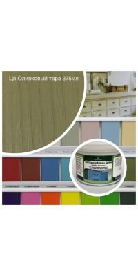 Краска водная SHABBY Provence (тара 375мл) цв. Оливковый