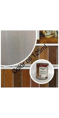 Масло-грунт  Grundierol Color Oil цветное (125мл) цв. Серый