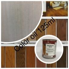 Масло-грунт  Grundierol Color Oil цветное (тара 125мл) цв. Серый