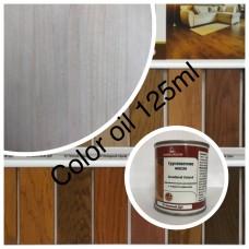 Масло-грунт Grundierol Color Oil (тара 125мл) цв. Белый