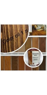 Масло-грунт  Grundierol Color Oil цветное (1л) цв. Палисандр