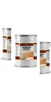 Масло-грунт  Grundierol Color Oil (тара 5л) цв. прозрачный