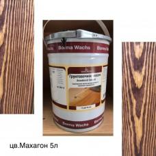 Масло-грунт  Grundierol Color Oil цветное (тара 5л) цв. Махагон