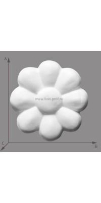 Розетка из полиуретана К3