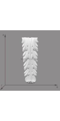 Орнамент вертикальный N15