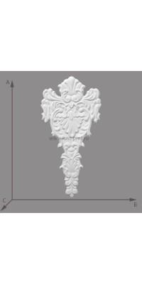 Орнамент вертикальный V29
