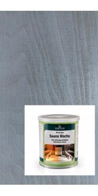 Воск для сауны на водной основе SAUNA WACHS цв. RAL9002