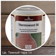 Масло для термодревесины  (тара 1л) Цв. Темный