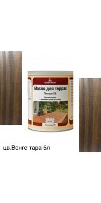 Масло для террас TERRACE OIL (тара 5л) цв. Венге