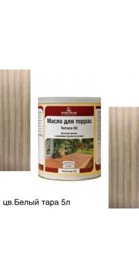 Масло для террас TERRACE OIL (тара 5л) цв. Белый