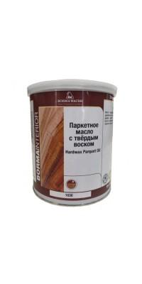 Паркетное масло с твердым воском БЫСТРОЕ Hardwax Parquet Oil 1030 Quick (1л)