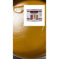 Воск Декоративный  (тара 500мл) цв. Желтый 120