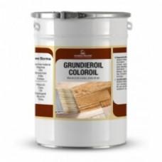 Масло-грунт  Grundierol Color Oil (тара 1л) цв. прозрачный