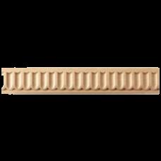 № 2 30*7 мм - Резной погонаж