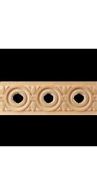 № 4099/CF 60*8 мм - Резной погонаж