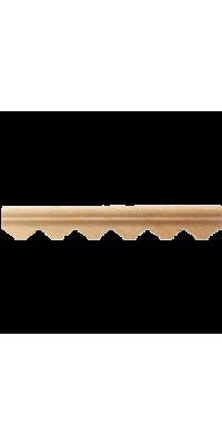 № 4100 28*9 мм - Резной погонаж