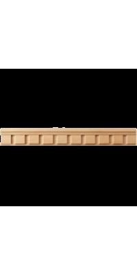 № 8043 32*10 мм - Резной погонаж