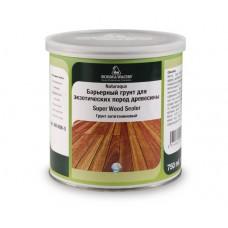 Барьерный грунт для экзотических пород древесины